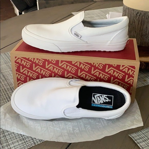 Vans Shoes   Made For The Makers White